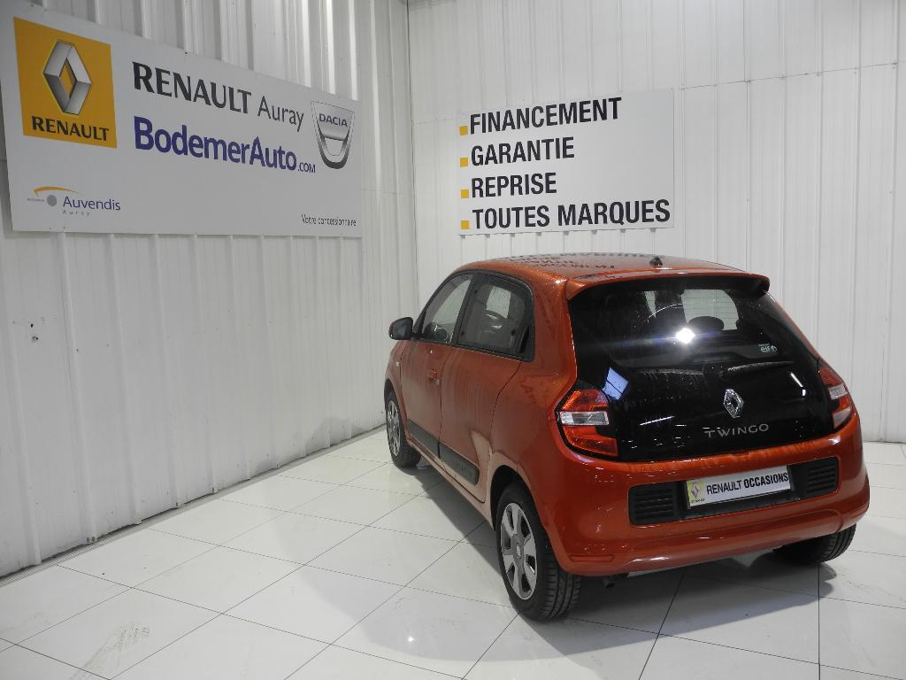 voiture occasion renault twingo iii 0 9 tce 90 eco2 energy zen 2015 essence 56400 auray morbihan. Black Bedroom Furniture Sets. Home Design Ideas