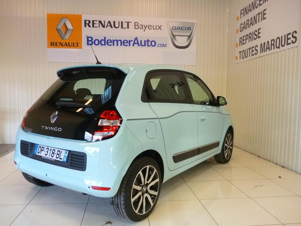 voiture occasion renault twingo iii 0 9 tce 90 energy intens 2015 essence 14400 bayeux calvados. Black Bedroom Furniture Sets. Home Design Ideas
