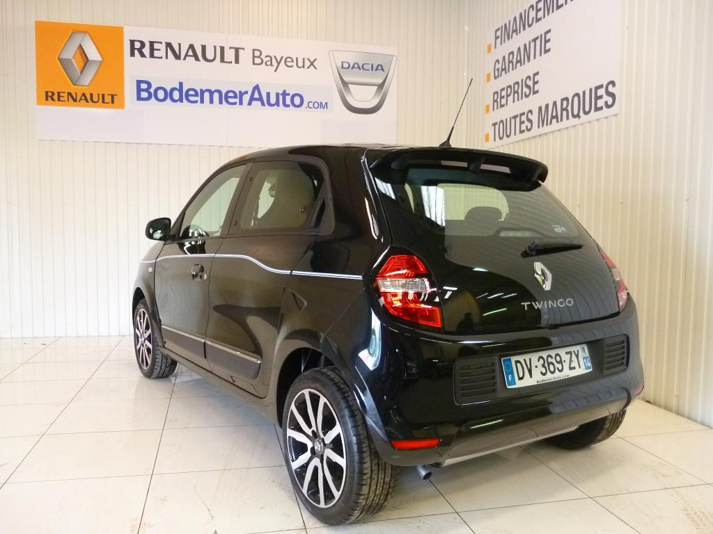 voiture occasion renault twingo iii 1 0 sce 70 intens e6 2015 essence 14400 bayeux calvados. Black Bedroom Furniture Sets. Home Design Ideas