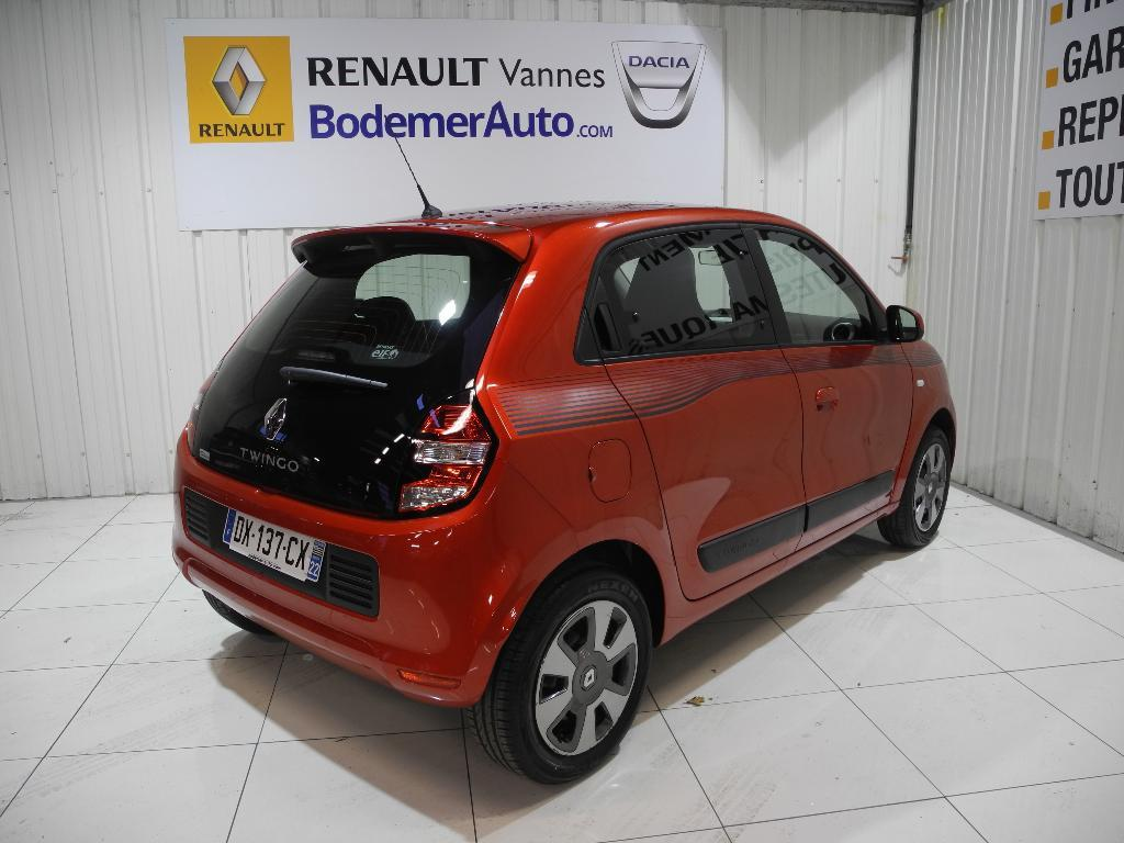 voiture occasion renault twingo iii 1 0 sce 70 zen e6 2015 essence 56000 vannes morbihan. Black Bedroom Furniture Sets. Home Design Ideas