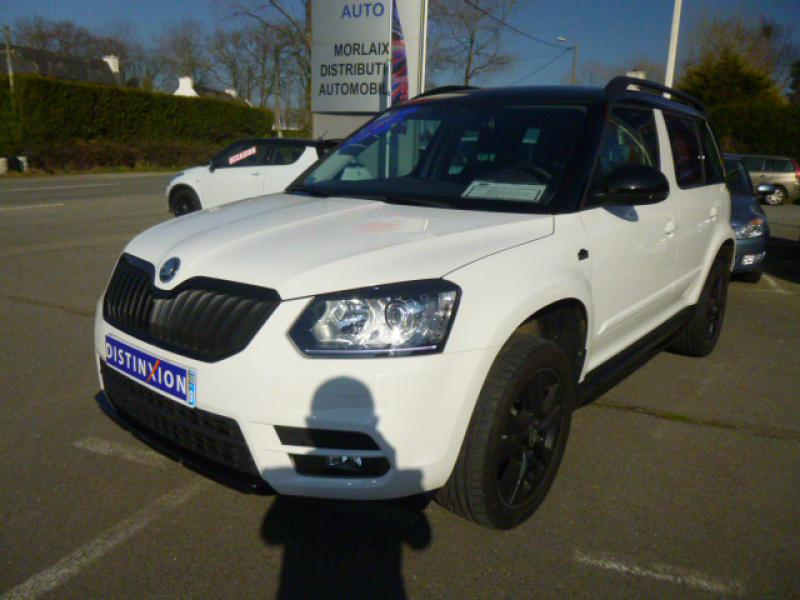 voiture occasion skoda yeti 2 0 tdi monte carlo 2014 diesel 29600 morlaix finist re. Black Bedroom Furniture Sets. Home Design Ideas