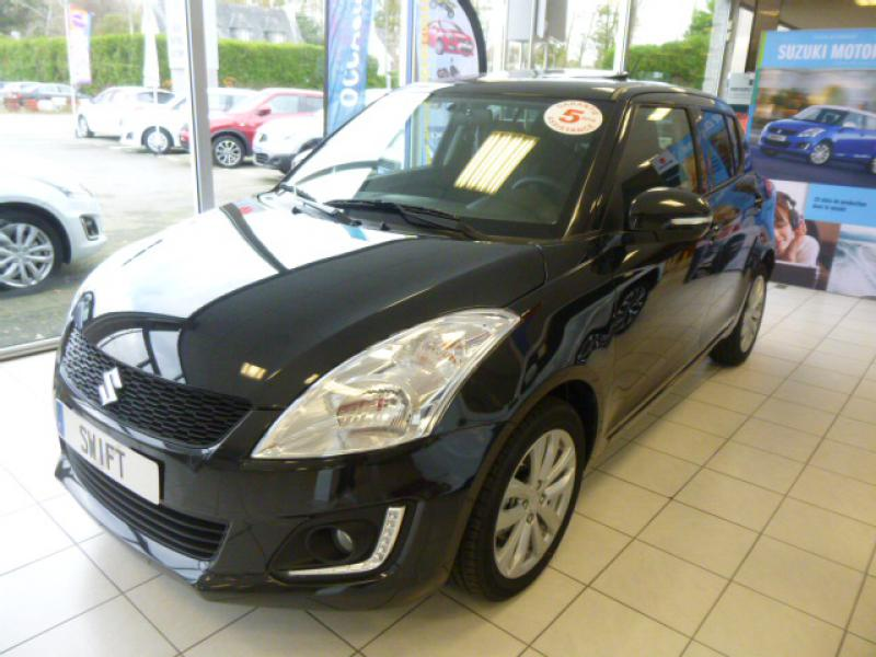 voiture occasion suzuki swift so city 2015 essence 29600 morlaix finist re votreautofacile. Black Bedroom Furniture Sets. Home Design Ideas