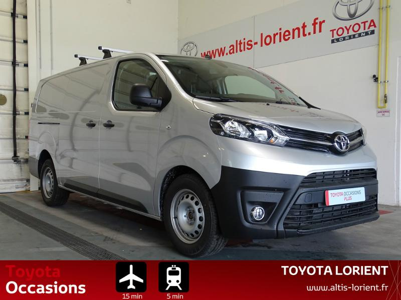 voiture occasion toyota proace long 120 d 4d dynamic 15 kms 2017 diesel 56600 lanester morbihan. Black Bedroom Furniture Sets. Home Design Ideas