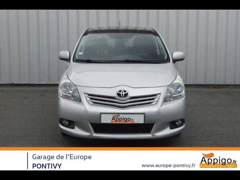 voiture occasion toyota verso 126 d 4d active 7 places