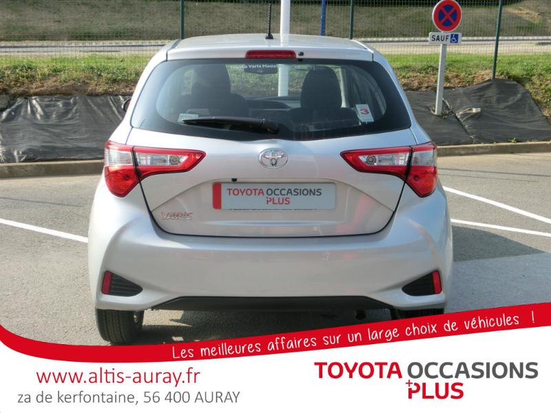 voiture occasion toyota yaris 110 vvt i dynamic 5p 2017 essence 56400 pluneret morbihan. Black Bedroom Furniture Sets. Home Design Ideas