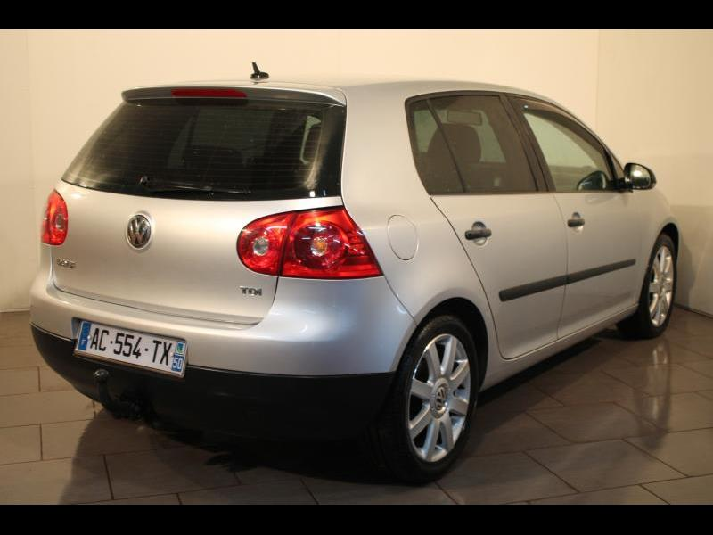 voiture occasion volkswagen golf v 1 9 tdi 105 confort 2006 diesel 29200 brest finist re
