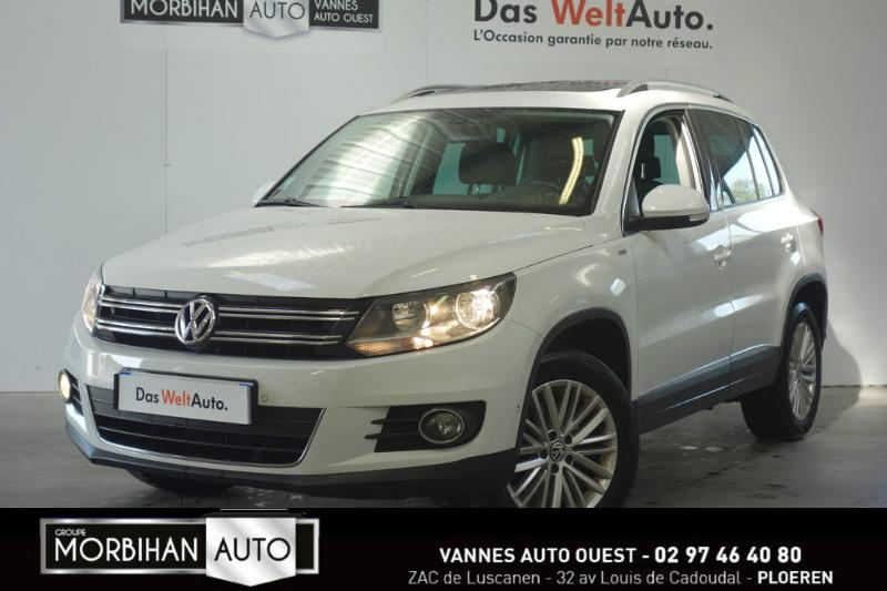 voiture occasion volkswagen tiguan 2 0 tdi 140ch. Black Bedroom Furniture Sets. Home Design Ideas