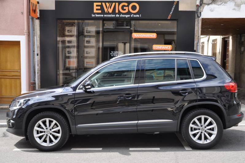 voiture occasion volkswagen tiguan 2 0 tdi 150 bluemotion lounge 3 diesel 91120 palaiseau. Black Bedroom Furniture Sets. Home Design Ideas